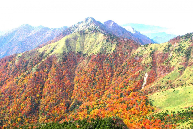 Mt. Ishizuchi, Ehime