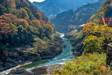 Iya Valley, Tokushima