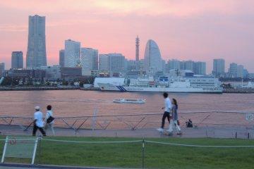Yokohama Int'l Passenger Terminal
