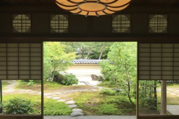 The Greens of Shimane