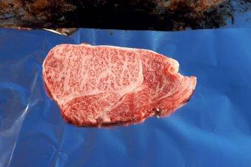 Hitachi wagyu beef