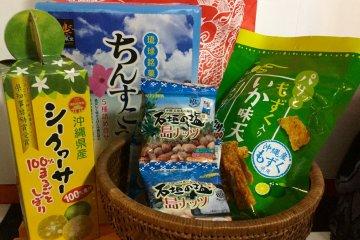 Goodies from Okinawa