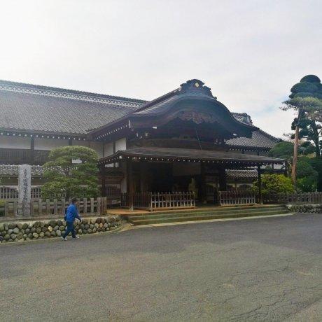 Kawagoe Castle: Honmaru Goten