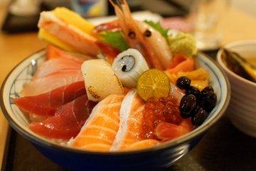 Regional Cuisine - Hokkaido