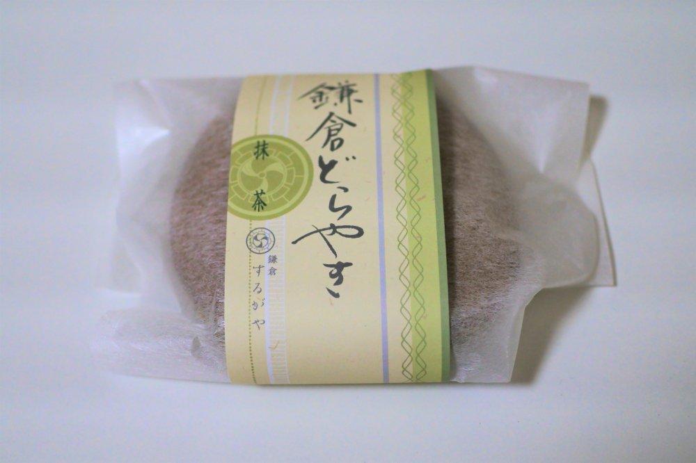 鎌倉どらやき 抹茶