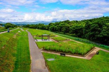 Shiribetsu River Park