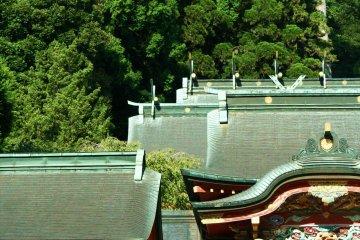 Kirishima Shrine (霧島神宮)