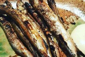 Fish fried.