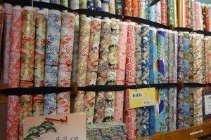 Shato's gorgeous washi paper.
