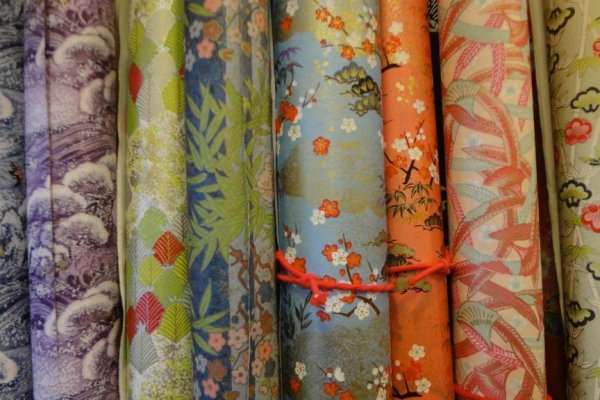 Washi is traditional Japanese handmade paper. It is quite soft but tough, and keeps longer than Western paper.