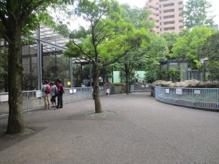 While a relatively very small zoo, it is still very spacious