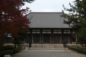 Une autre vue sur le Kondō