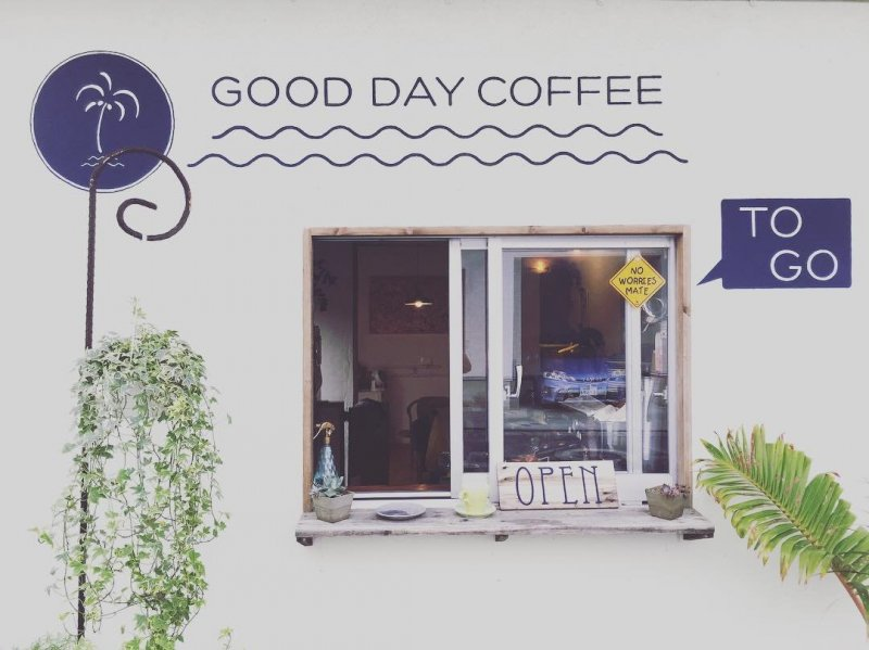 It's a good day for a Good Day Coffee
