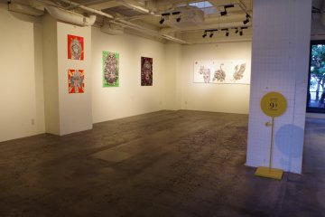 Gallery 9.5 of Hotel Anteroom in Kujo one stop south of Kyoto