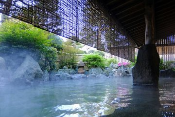 A soothing onsen dip is just what you've been longing for