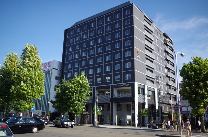 <p>Hotel Ibis Styles Kyoto Station at Hachijo Exit of JR Kyoto Station</p>