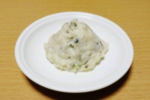 Wasabi zuke