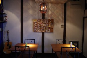 地面咖啡廳