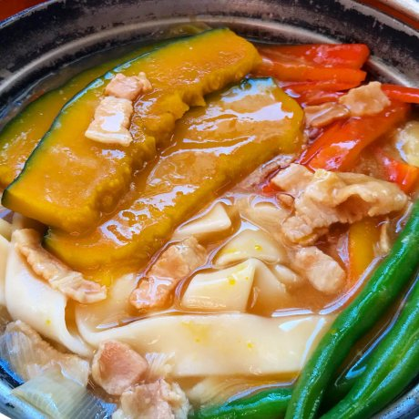 Regional Cuisine - Yamanashi