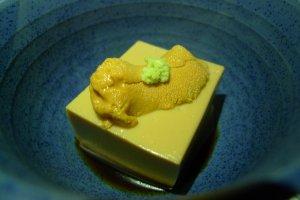 Goma tofu, Fukui Prefecture