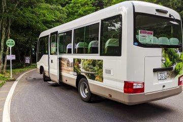 Chatsubomi Moss Park bus