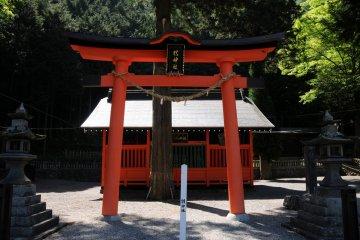 Narai's main shrine