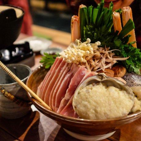 Le Restaurant Ryōgoku de Kutchan