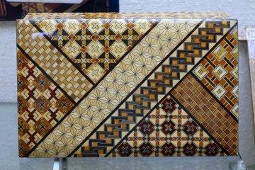 Hakone yosegi mosaics, Kanagawa