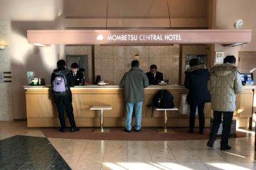 Mombetsu Central Hotel