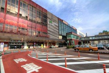 Nagaoka Station