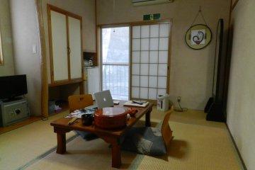 เรียวกังมัตสึโมะโตะในกินซันออนเซ็น