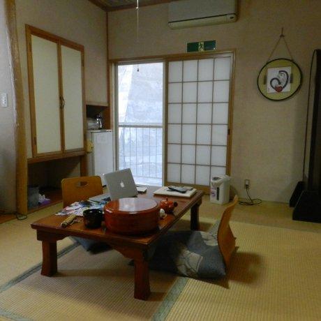 Matsumoto Ryokan in Ginzan Onsen
