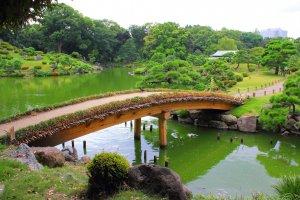Kiyosumi-teien Garden