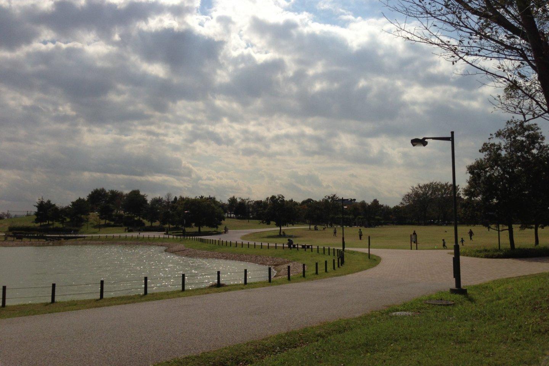 Musashino no Mori Park
