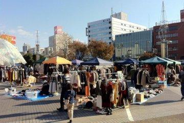 World's Friendliest Flea Market?