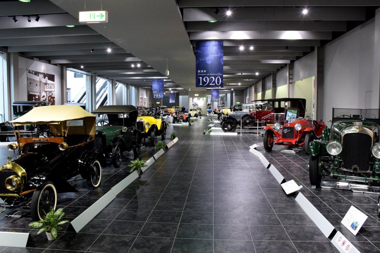 Aichi\'s Toyota Automobile Museum
