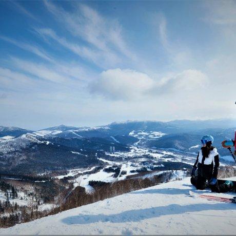 Tomamu Ski and Snowboard Classes
