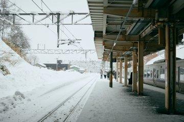 Minami-Otaru Station