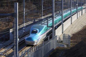 The Hokkaido Shinkansen