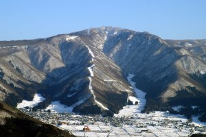The whole mountain