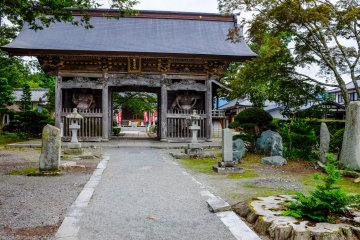 Jokenji Temple & Kappabuchi Pool