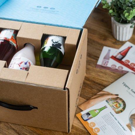 Tippsy Sake Delivery