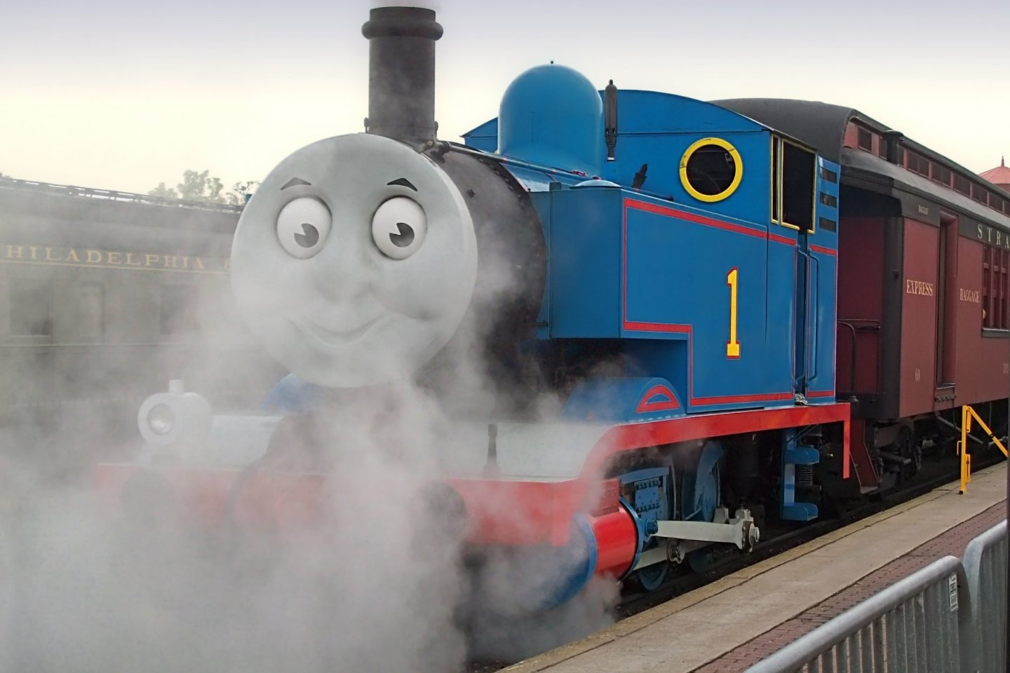 Thomas the Tank Engine has been a children\'s favorite for decades