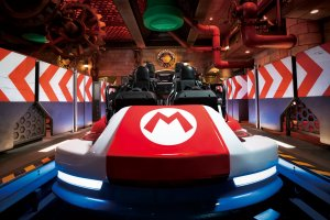 Blue shell is coming!
