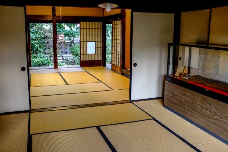 Takuboku's Honeymoon House