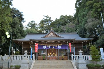 Higashiyamato City - Temples & Shrines
