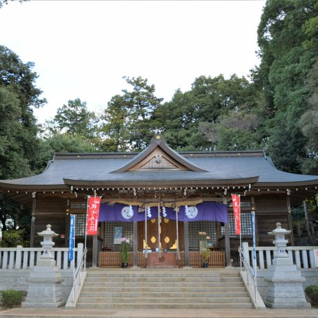 Higashiyamato City - Temples & Shrines