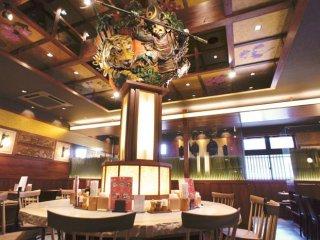 Лапшичный ресторан Юмэ Акари