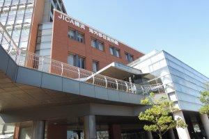 JICA Yokohama bulding