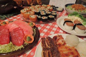 Feast of Japanese immigrants